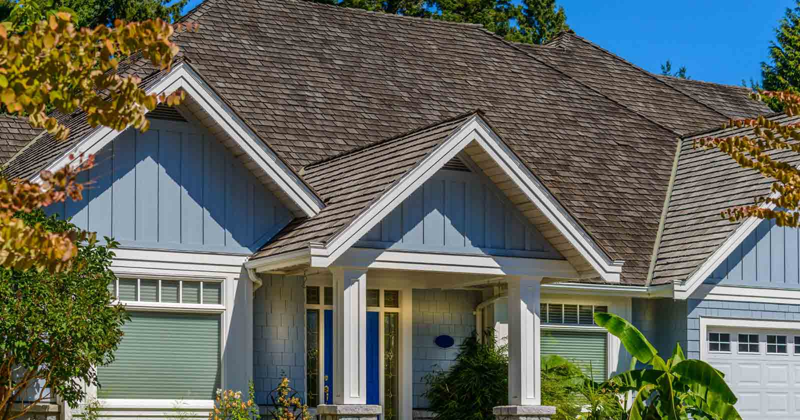 Shingle Roofings